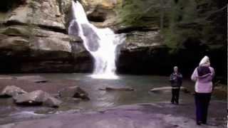 Fabulous Trail to Cedar Falls, Hocking Hills State Park, Logan, Ohio