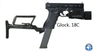 Glock 18C Pistol Sound Effects One Shot !I! Pistol Sound Effects Free Download