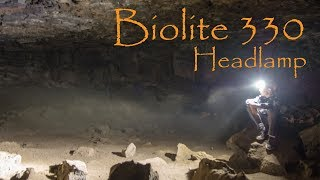 Biolite 330 Lumen Headlamp - Rechargeable USB