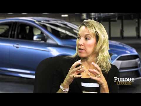 Chantel Lenard, US Marketing Director Ford Motor Company