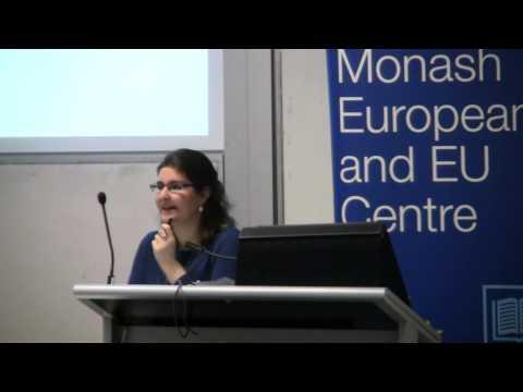 The EU as Global Power through Trade? (Dr. Maria Garcia)