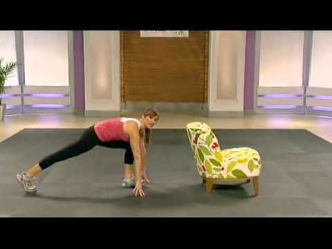 Stretch And Tone Workout:  Level 1