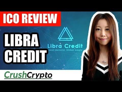 ICO Review: Libra Credit (LBA)  - Decentralized Lending Ecosystem
