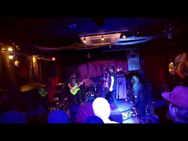 Bludger, Bob Malmstrom & Ratface Finland Tour 2015