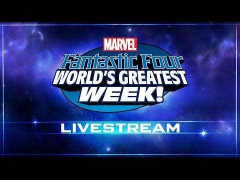 fantastic-four:-world's-greatest-week-|-livestream