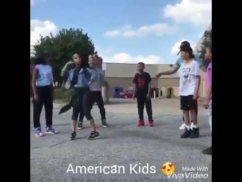 American kids vs Kenyan Kids