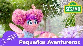 Sésamo: Pequeñas Aventureras - Araña y su telaraña