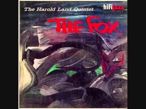 Harold Land Quintet (Usa, 1960) -The Fox (Full)