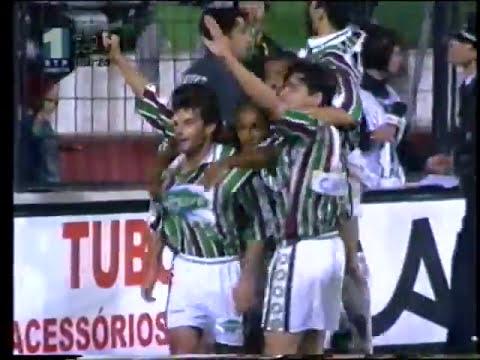 27J :: E.Amadora - 2 x Sporting - 1 de 1997/1998