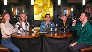 Jonas Brothers Chicks in the Office Full Interview