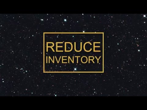 The 6 Steps To Inventory Reduction