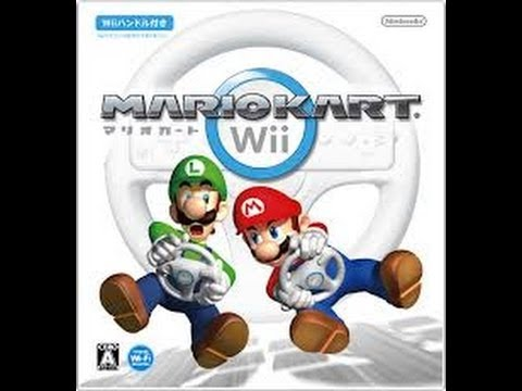Let's Play Mario Kart Wii
