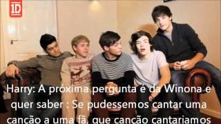 One Direction - Tour Video Diary 2 (Legendado PT-BR)