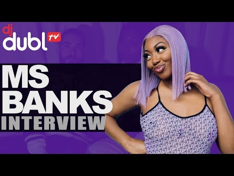 Ms Banks Interview - Her first bars, touring with Nicki Minaj, Drill fans & life in the industry