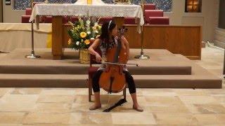 Scherzo by S. Webster - Lianna Yang, cello