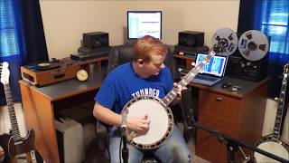"Hunt Banjo Bridges - ""Fireball Mail"" and ""Sally Goodin"""