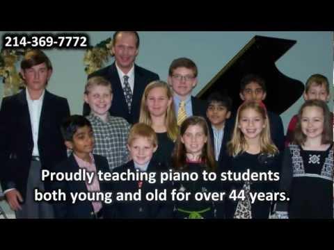 Gray School of Music - Piano Lessons Dallas