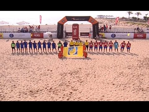 Lebanese Beach Soccer Championship - General Security v/s Beirut