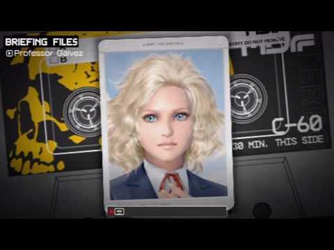 Metal Gear Solid Peace Walker - Paz: Costa Rica