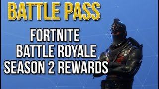 Fortnite Season 2 Battlepass