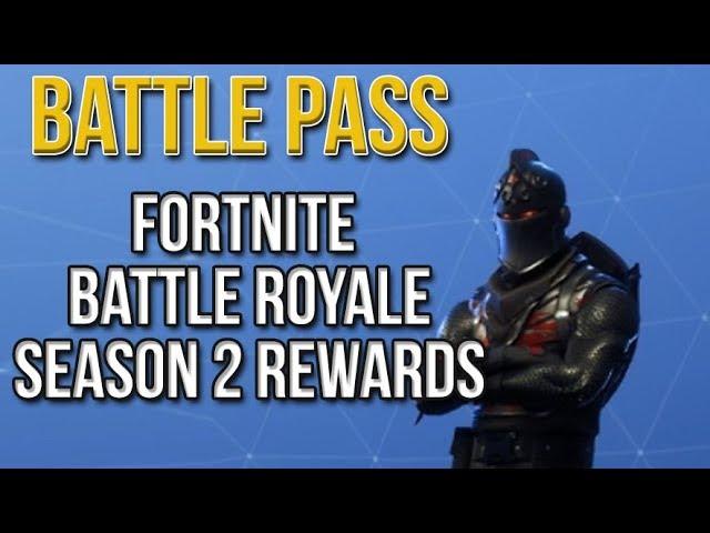 What Were The Season 2 Battle Pass Rewards In Fortnite Metro News