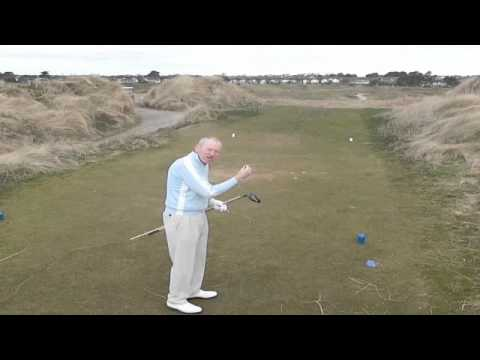 Golf Swing Tips | How To Fade A Tee Shot