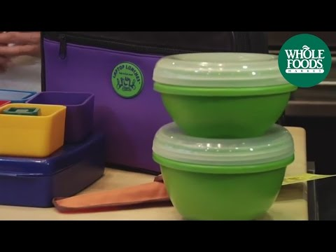 Build a Better Lunch Box | School Lunch Revolution | Whole Foods Market