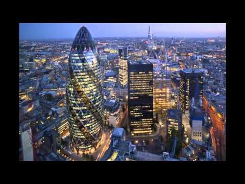 Красивый Лондон, Великобритания, Англия