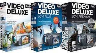 MAGIX Видео Делюкс УРОК №4 Как создать 3D логотип название для видео