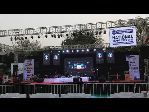 National Trade Expo 2019 CAIT- BTI Ground Shankar Nagar Raipur C.G.