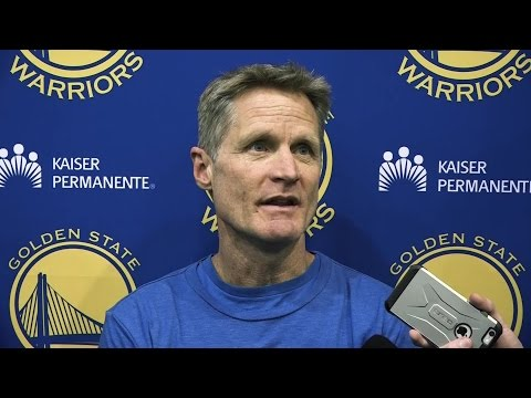 Steve Kerr and Kevin Durant On Shaq/McGee Feud