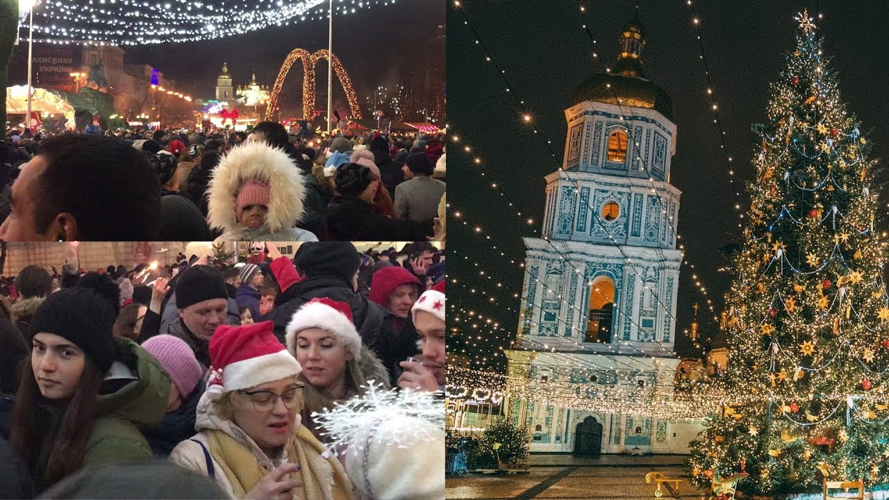 NEW YEAR'S EVE – 2020 / KYIV / UKRAINE | Travelling To World |