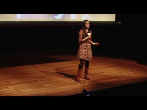 Books for Change: Alezeh Rauf at TEDxYouth@Houston