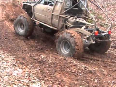 Toyota on Full widths jumping and bending leaf springs