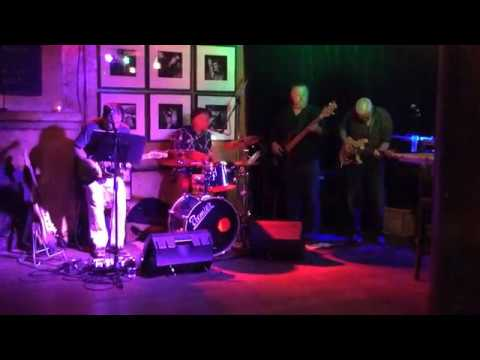 Bram band does Honey Hush from the Albert Collins songbook