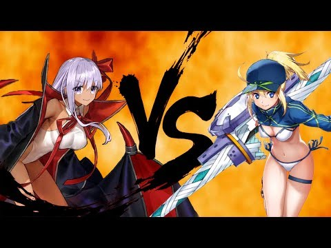 【FGO JP】Summer 2018 Event Grand Battle - BBhotep vs Heroine XX / BBホテップ vs ヒロインXX