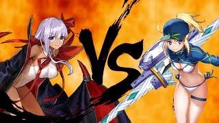 【FGO JP】Summer 2018 Event Grand Battle - BBhotep vs Heroine XX / BBホテップ vs ヒロインXX