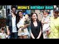 Shahid Kapoor Mira Rajput's Daughter Misha Kapoor GRAND Birthday Party | FULL EVENT
