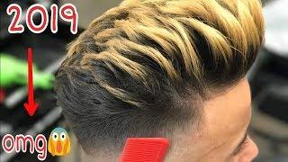 MENS HAIR Mens Highlight Hair color At Home Using Magic Cap |HINDI| Indian mens hair