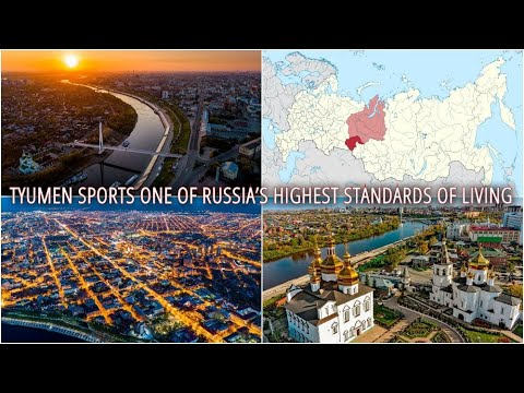 Ever Heard About TYUMEN? Russian Booming City In Siberia Is One Of The Best Place To Live in Russia!