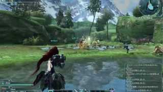 Live Streaming From Rapid Chronicles - Phantasy Star Online 2 Open Beta Second Quest Mission