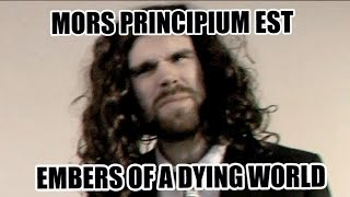 Mors Principium Est - Embers Of A Dying World // FUNNY COMMERCIAL!