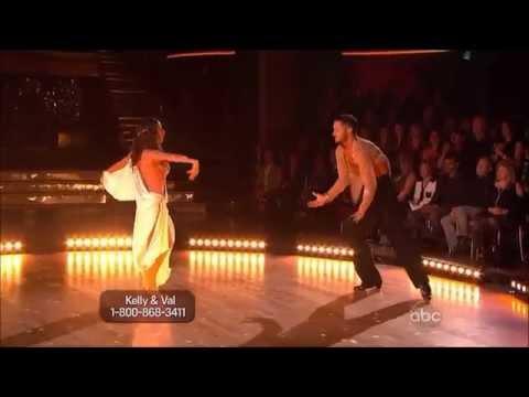 Kelly Monaco & Val Chmerkovskiy - Rumba - Week 9
