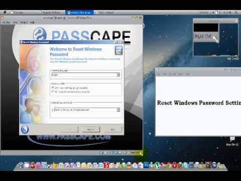 windows xp password crack iso