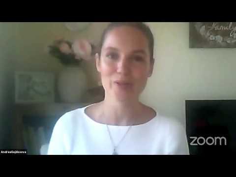HEAL & FUEL Online Summit 2017 DAY TWO - Andrea Gajdosova
