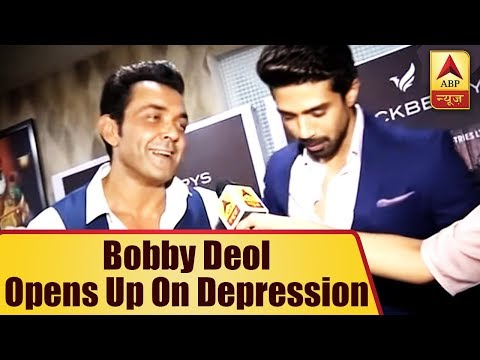 Bobby Deol Opens Up On DEPRESSION  ABP