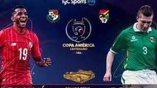 RESUMEN PANAMA VS BOLIVIA COPA AMERICA 2016