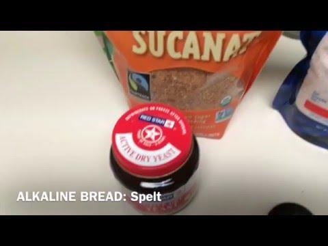 Spelt Bread Breadmaker Version
