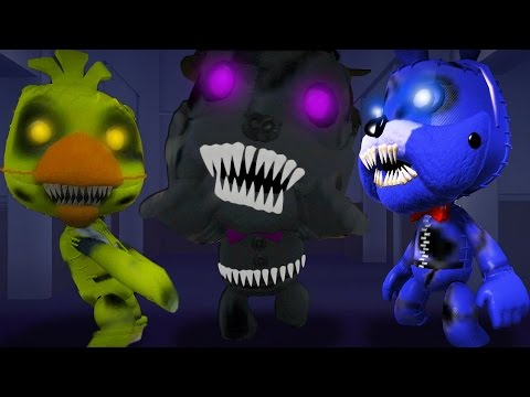 ... Five Nights at Freddy's The Movie Full Trailer - LBP3 FNAF Animation
