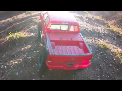 greatest offroad rc location worldwide  axial scx10 ram power wagon